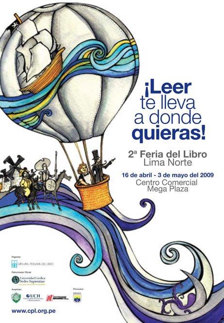 segunda-2da-feria-del-libro-lima-norte-2009-mega-plaza-afiche