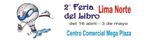 2da Feria del Libro Lima Norte