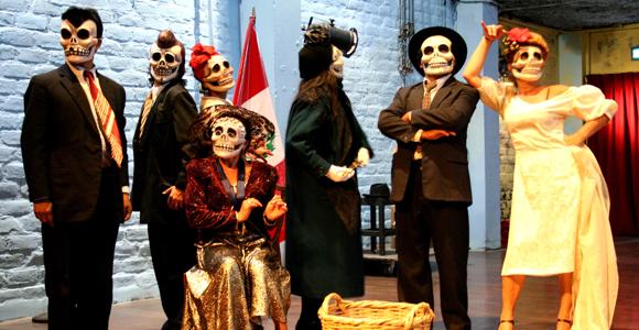 Feliz Día del Teatro