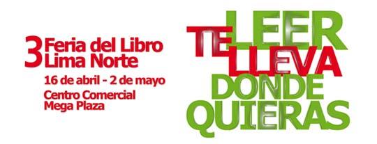 3ra Feria del Libro Lima Norte