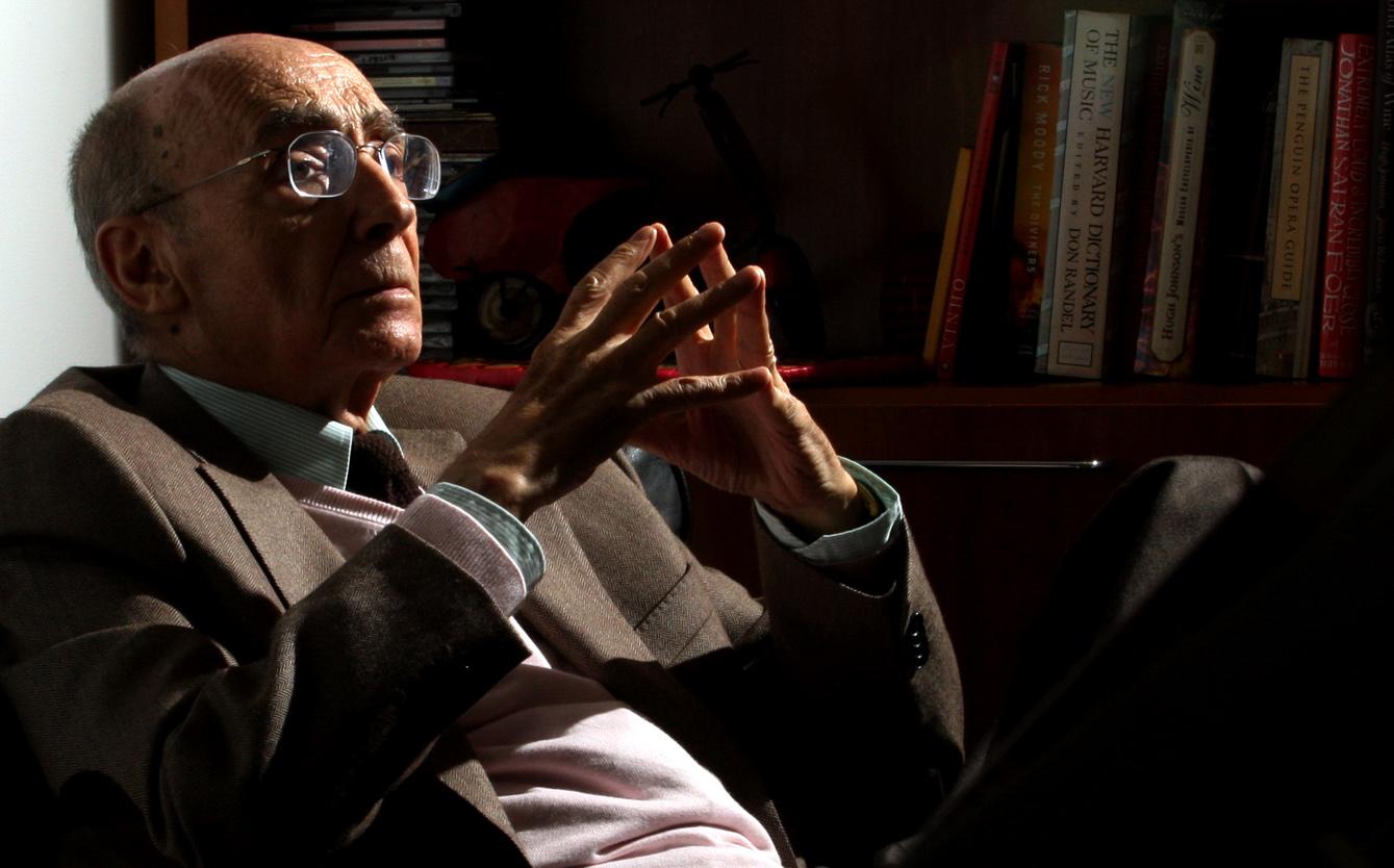 El Nobel Don José Saramago
