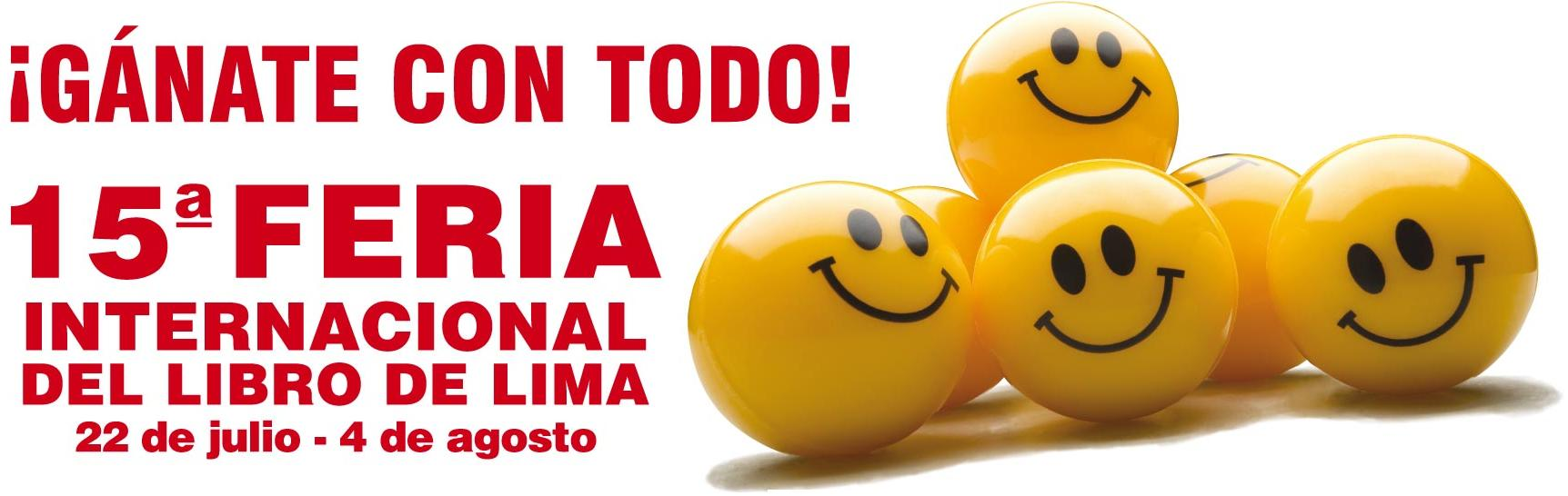 La Feria Internacional del Libro de Lima arranca hoy